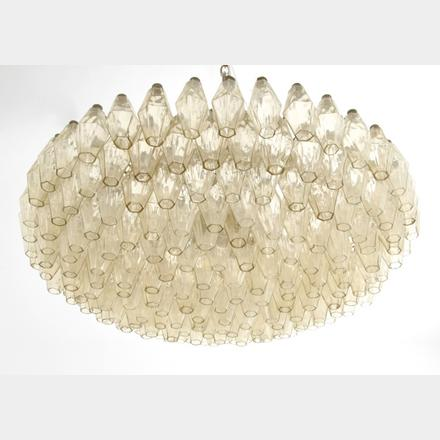 Large venini chandelier palm beach modern auctions aloadofball Image collections
