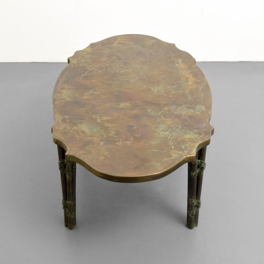 Philip U0026 Kelvin LaVerne MUSES BOUCHER Coffee Table