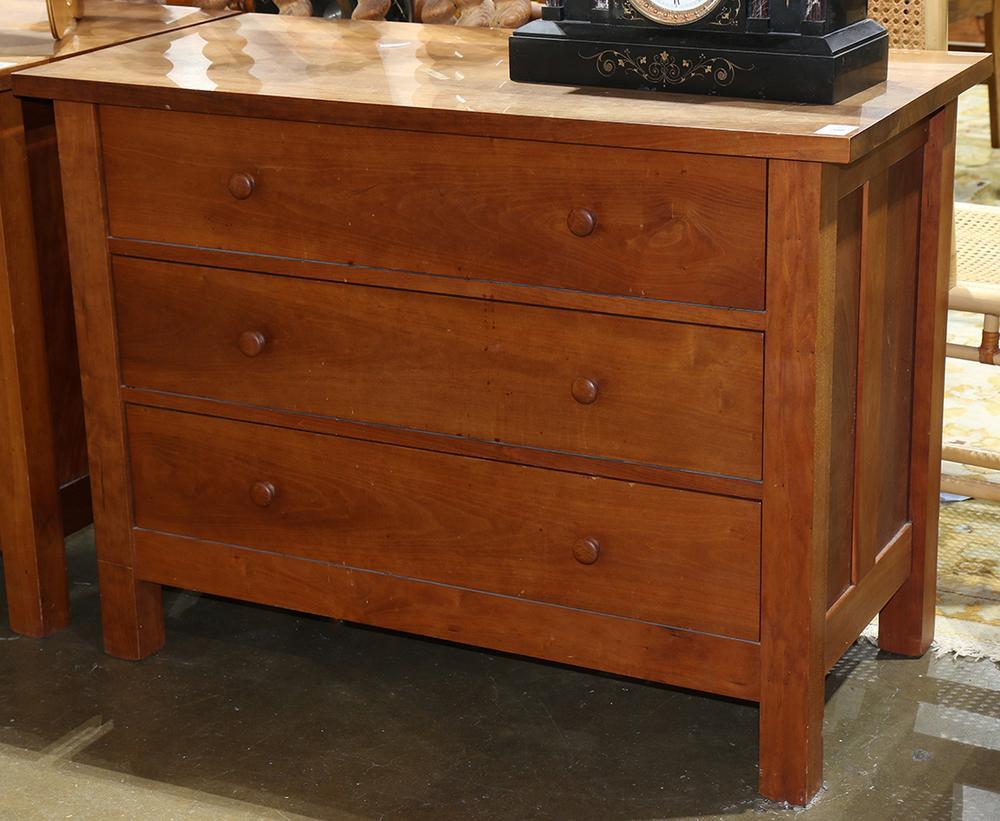 Cherry Wood Dresser