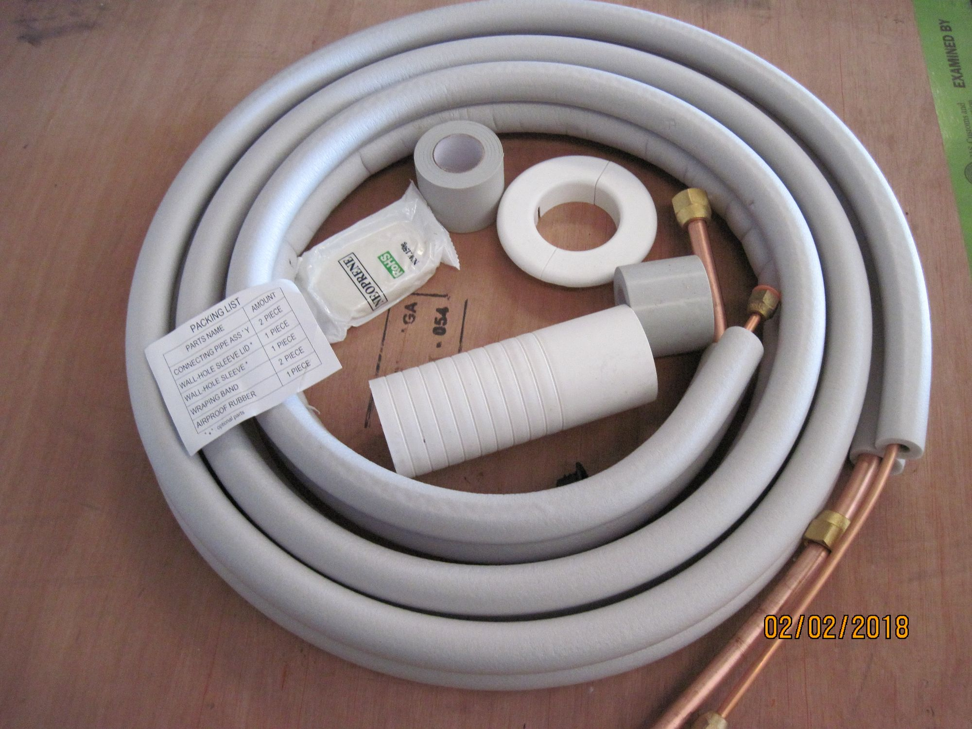 Copper Pipes/Cables | CWS - Asset Management and Sales