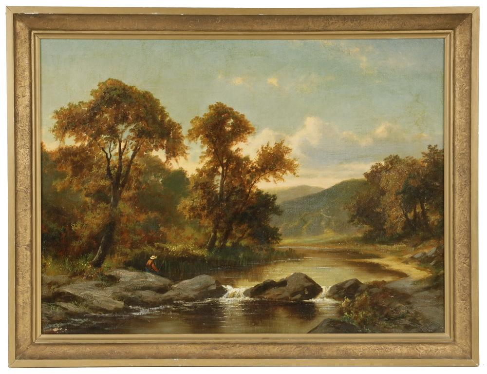 19TH C  HUDSON RIVER SCHOOL