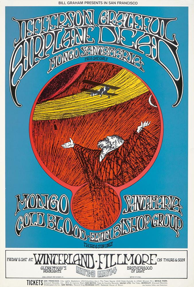 Jefferson Airplane / Grateful Dead  1969