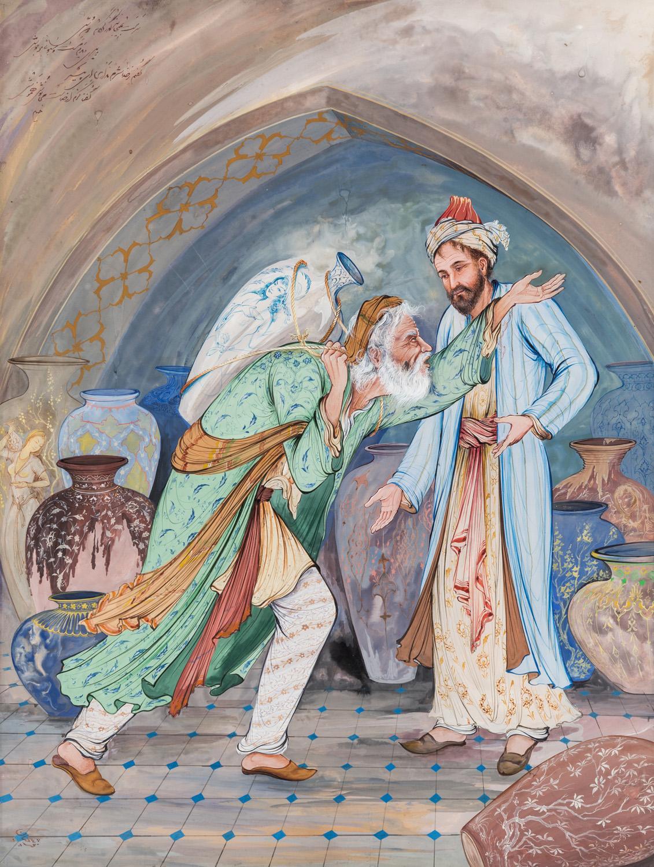 Картинки по запросу mahmoud farshchian