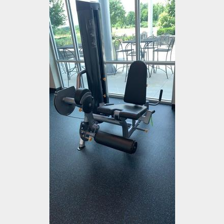 Matrix Leg Extension & Curl Machine | Key Auctioneers