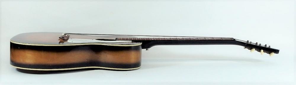 Silvertone Model 698 Acoustic Guitar