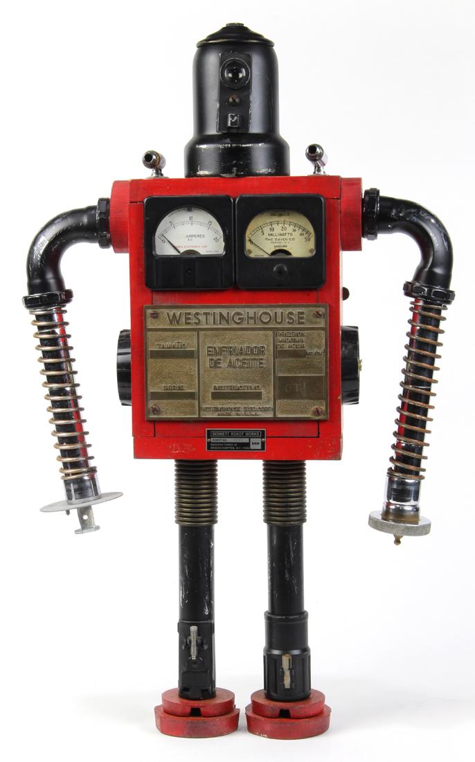 Gordon Bennett, Bennett Robot Works (Bridgehampton N.Y) steampunk