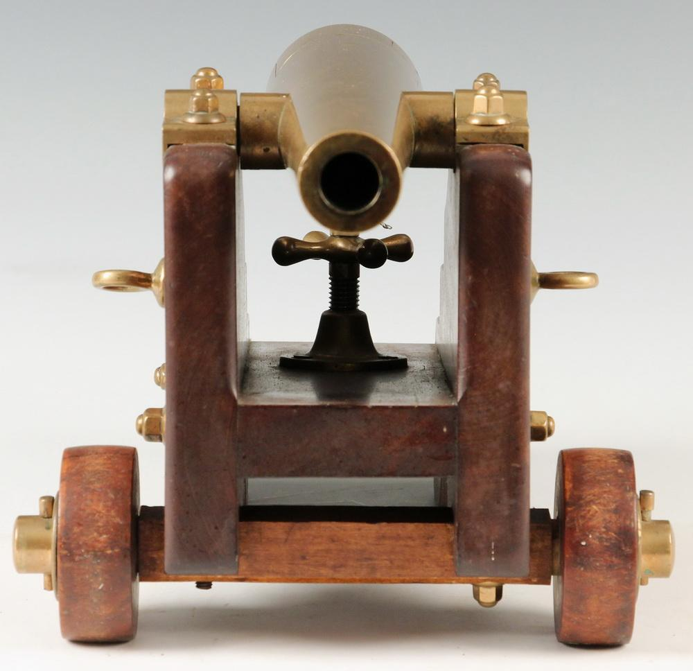 STRONG FIREARMS MARINE SIGNAL CANNON | Thomaston Place Auction Galleries
