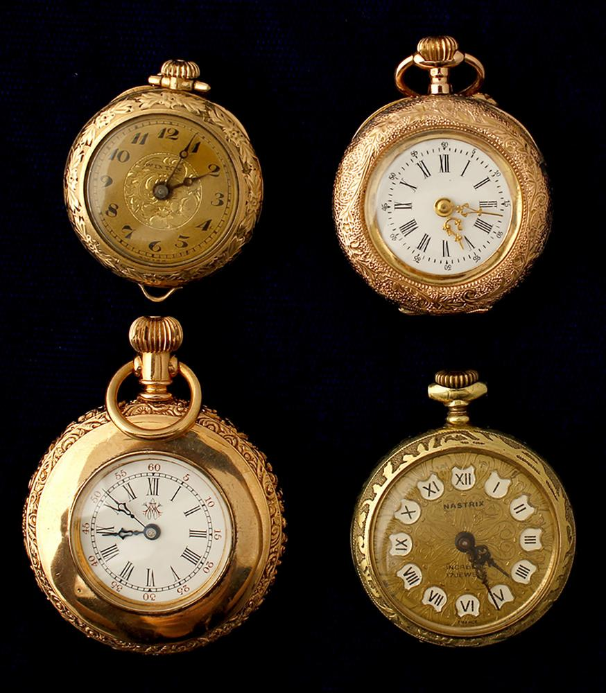 1382d0871 Vintage Ladies Gold Open Face Pocket Watches – Lofty Marketplace