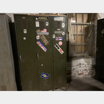 Locker Set From Crocker Paper Mill | Force's Time Capsule Auction