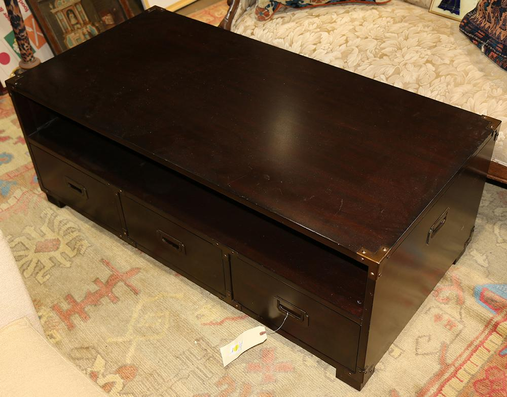 Asian Style Coffee Table Of