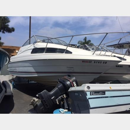 1992 Bayliner Classic Series 2252 | CWS - Asset Management